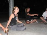 Courtney and Dali Yoga MILTFs