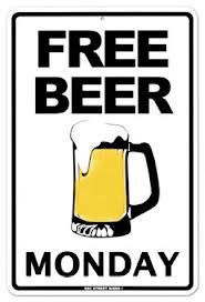 free_beer_monday