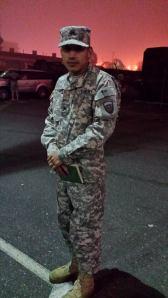 Sgt Gonzalez aka Smirkin